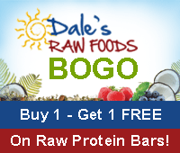 Dale's Raw Protein Bars - The Best on the Planet!