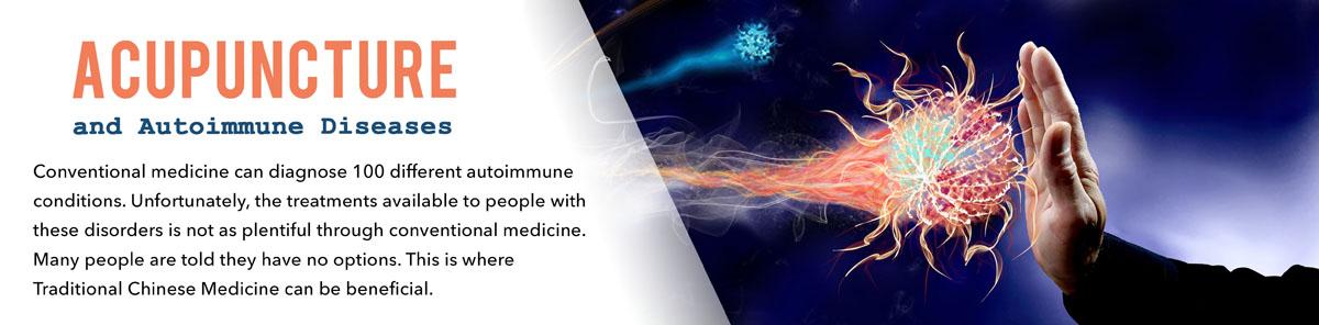 acupuncture for autoimmune diseases